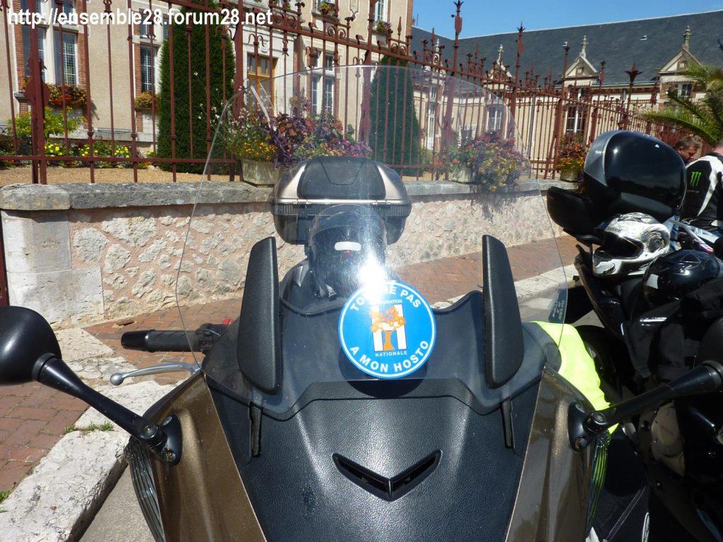 28-07-2018 Châteaudun Maternité Randonnée Moto 08