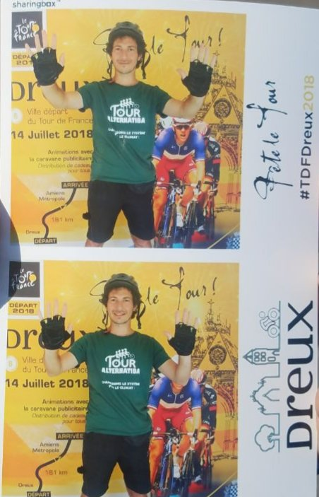 Alternatiba 2018 Dreux Tour de France