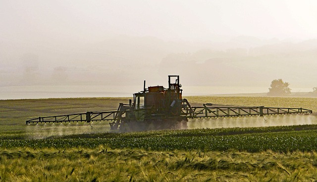 Épandage Pesticides