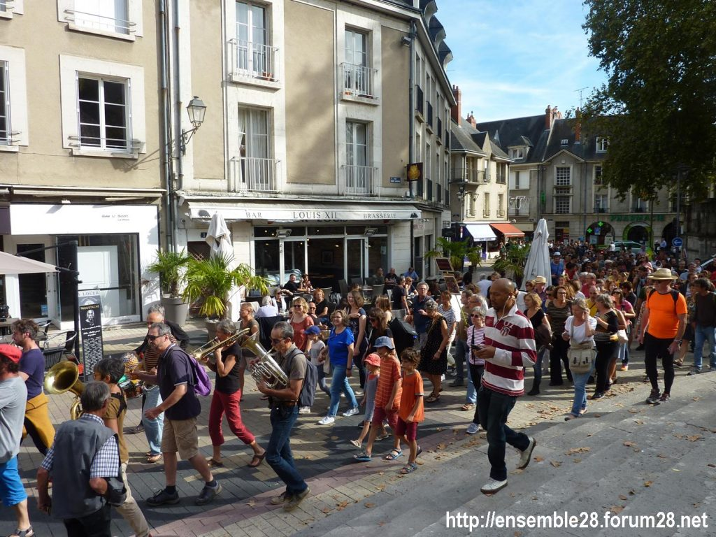 Blois 13-10-2018 Manifestation Urgence-climatique 06