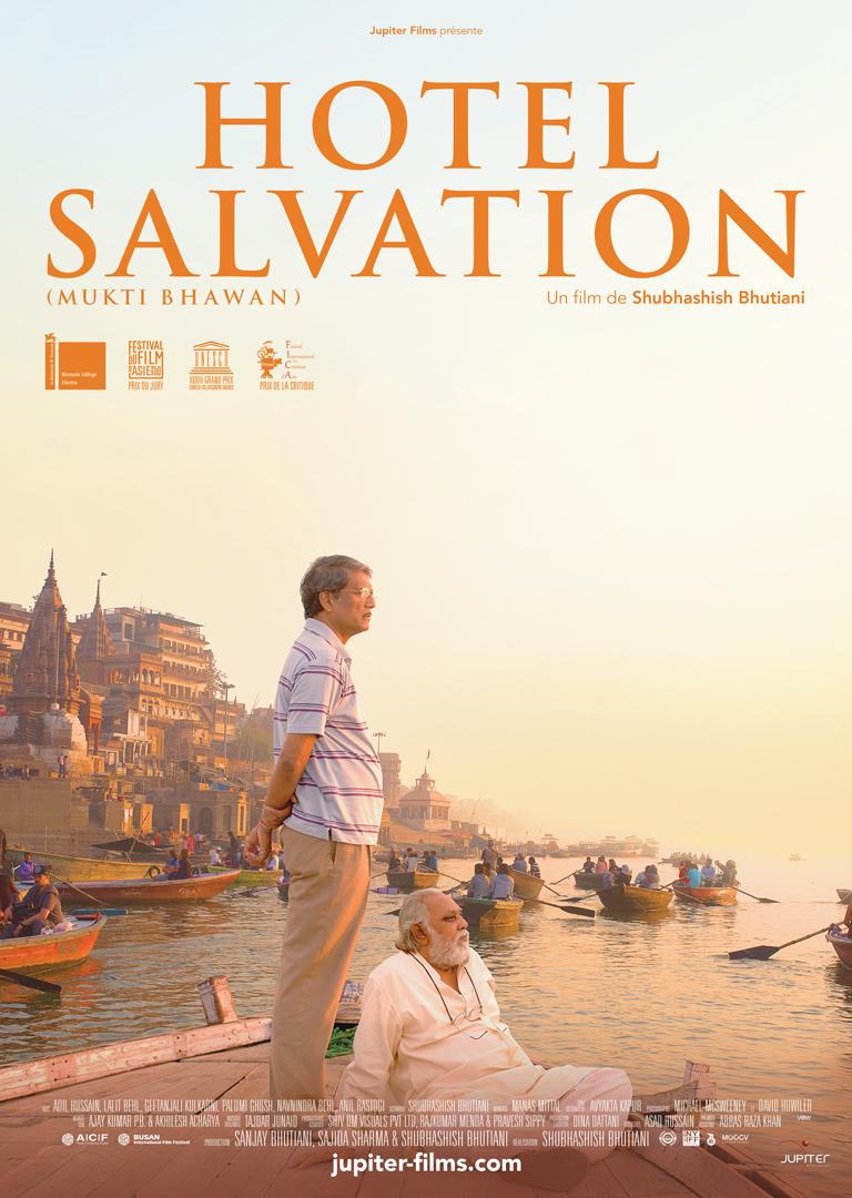 Hotel Salvation Affiche