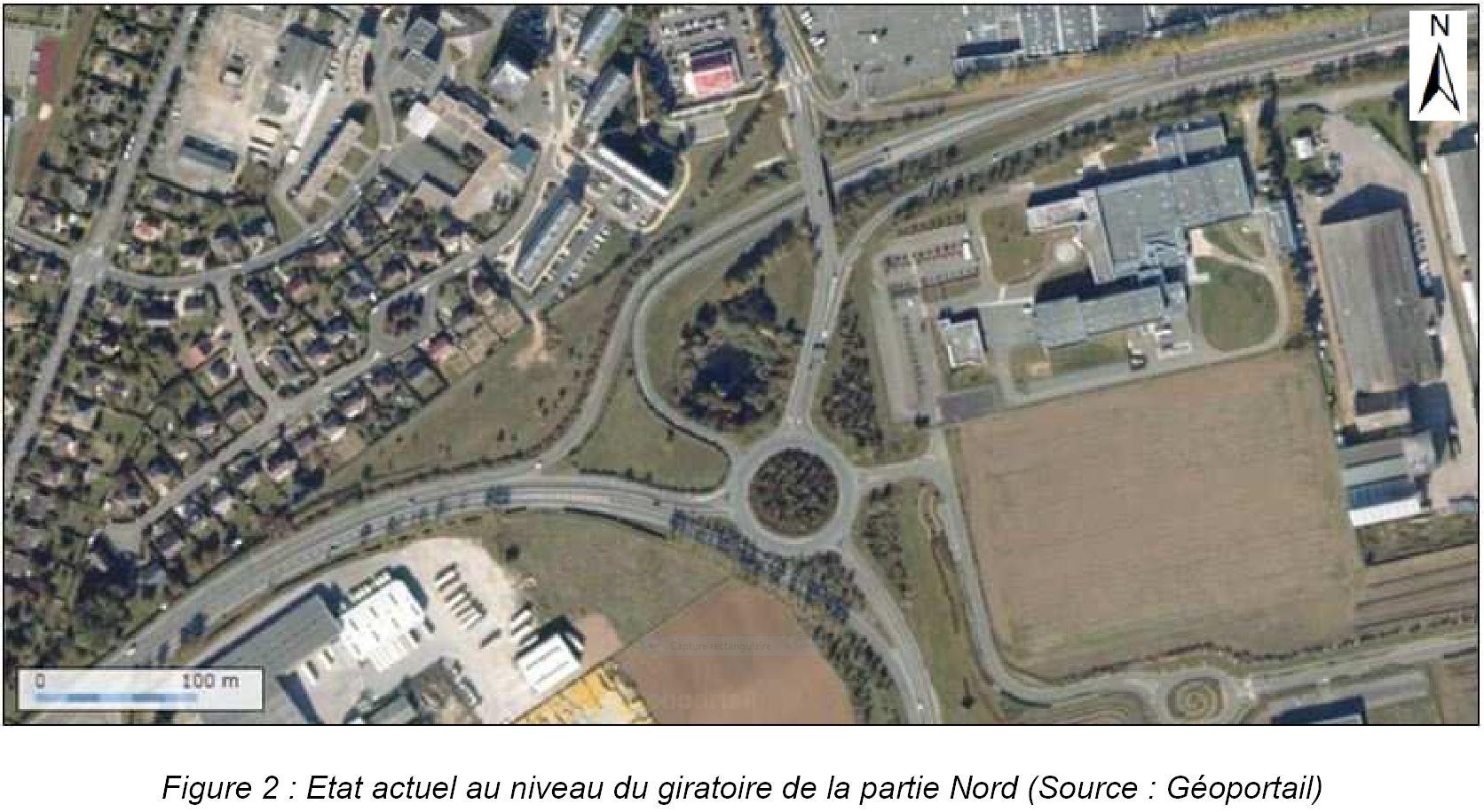 Giratoire LEO Vernouillet plan large