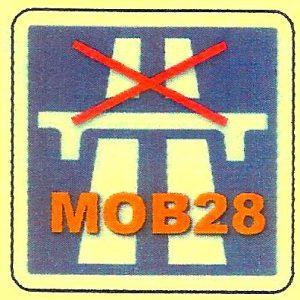 Logo MOB 28