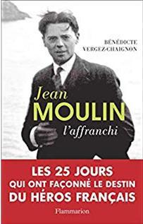 Jean Moulin, l'affranchi Couverture + Bandeau