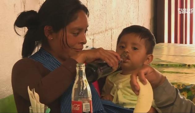 Mexique, sous l'emprise du Coca [Photo 1]