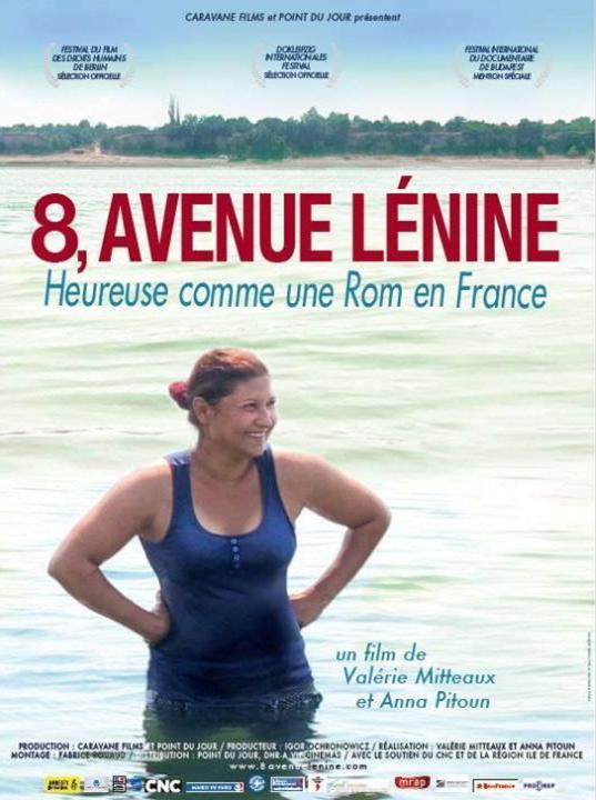 8, avenue Lénine [Affiche 1]