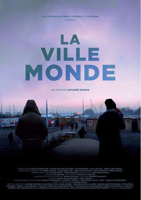 La Ville Monde [Affiche]