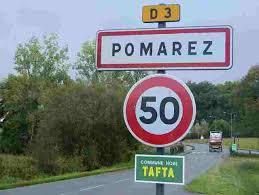 Pomarez, commune hors TAFTA
