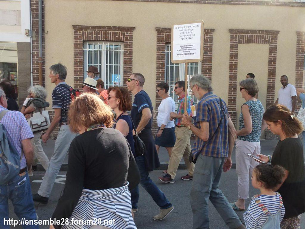 21-09-2019 Dreux Marche Climat 09