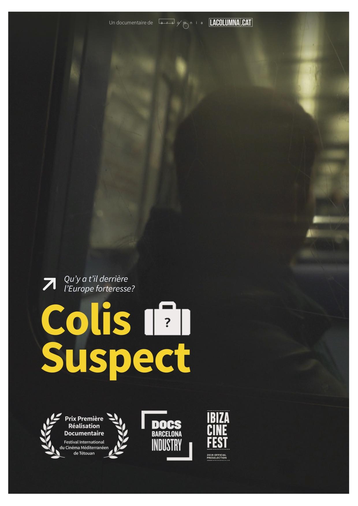 Colis suspect [Affiche 1]