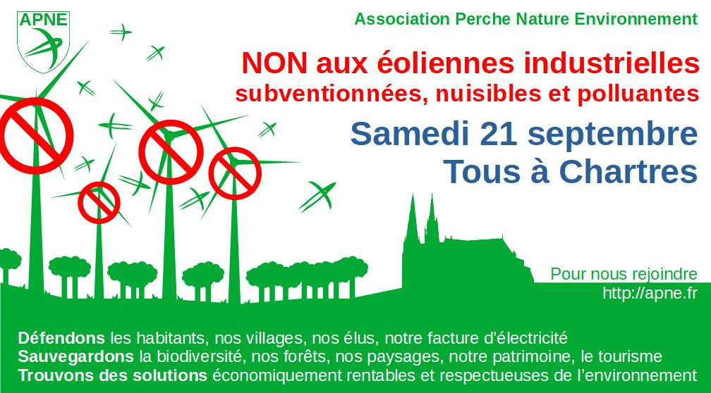 Manifestation-eoliennes-Chartres 21-09-2019 [Affiche]