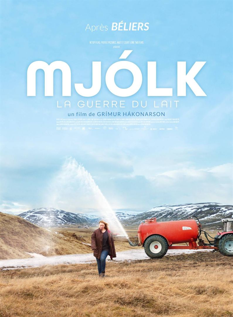 Mjólk, la guerre du lait [Affiche]
