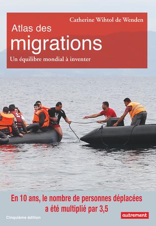 Atlas des migrations [Couverture]