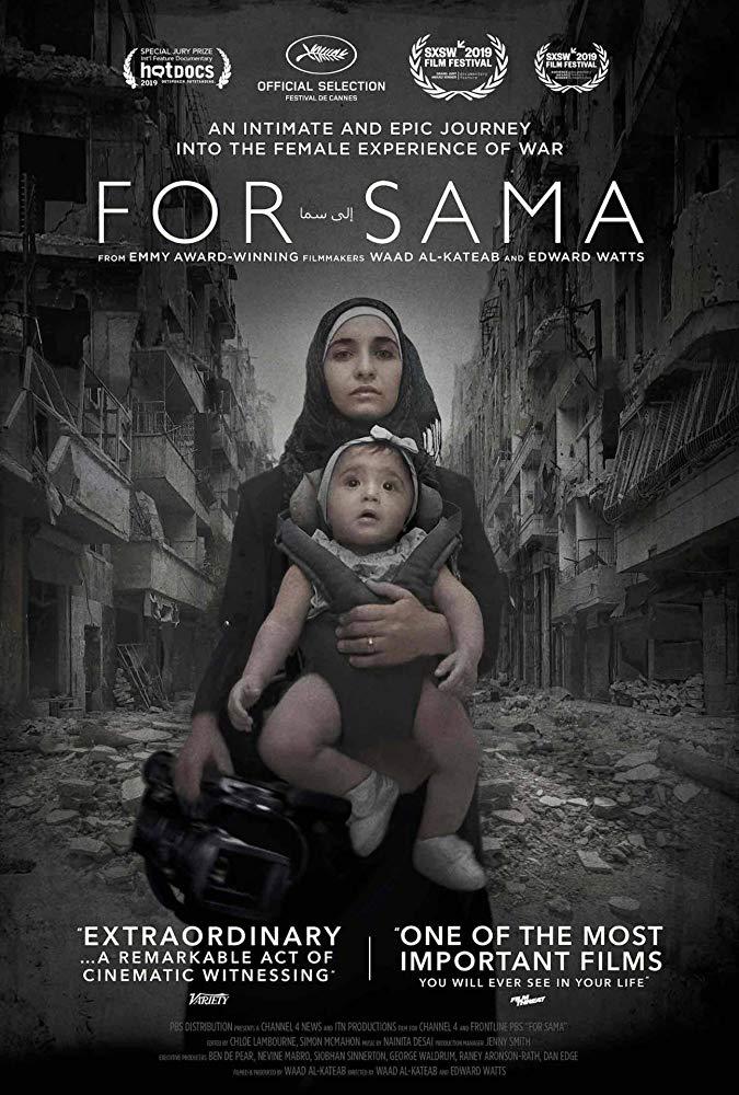 Pour Sama [Affiche US]