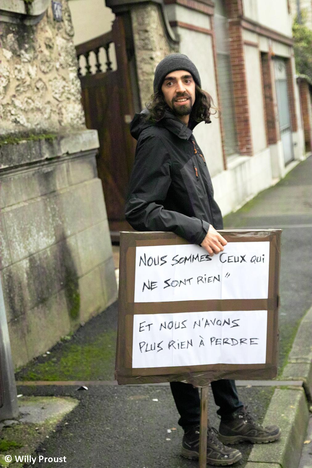 Chartres 17-12-2019 Manifestation Retraites [Photo Willy Proust] 14