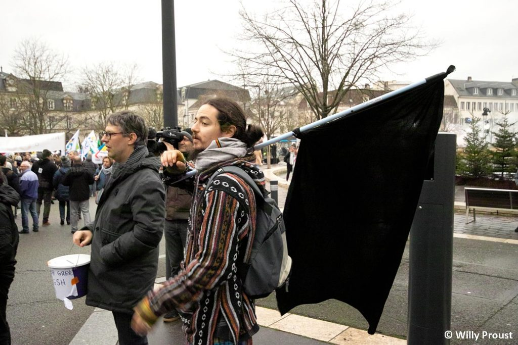 Chartres 09-01-2020 Manifestation Retraites [Willy Proust 08]