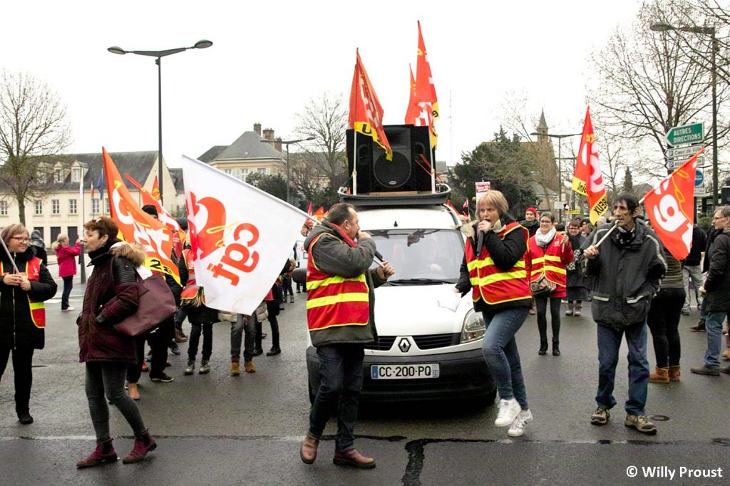 Chartres 09-01-2020 Manifestation Retraites [Willy Proust 10]