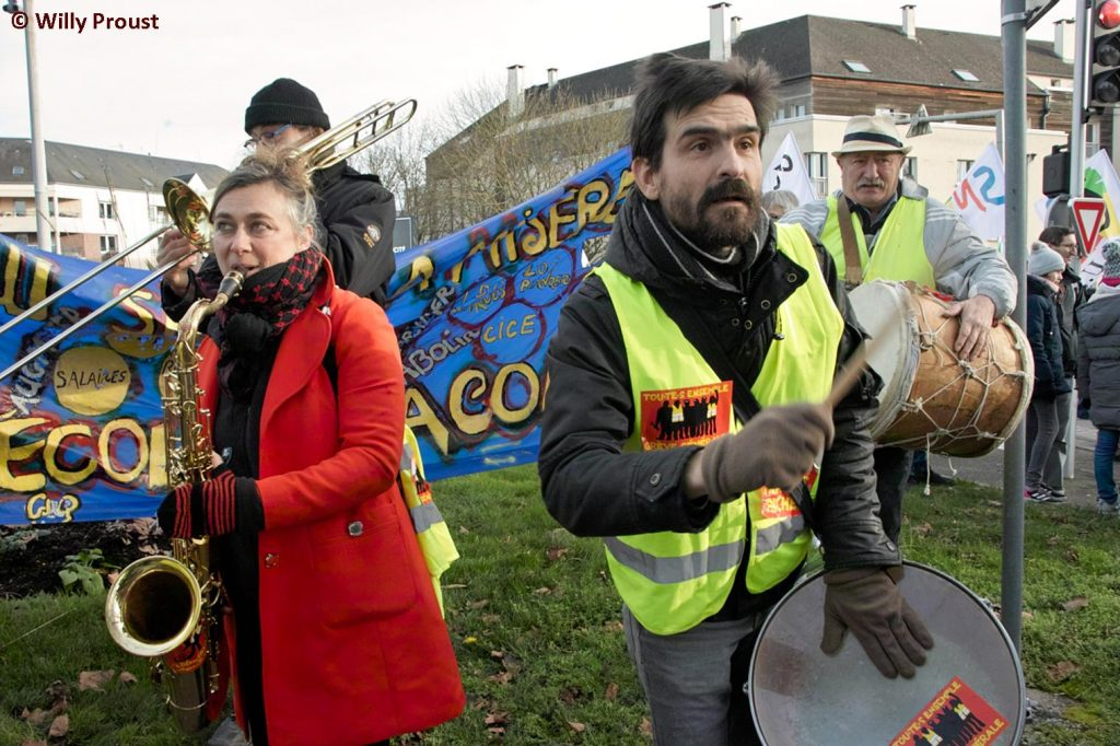 Chartres 11-01-2020 Manifestation Retraites [Willy 01]