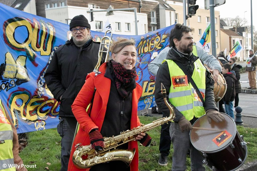 Chartres 11-01-2020 Manifestation Retraites [Willy 02]