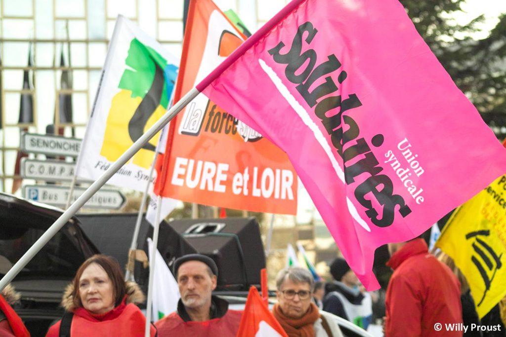 Chartres 11-01-2020 Manifestation Retraites [Willy 15]