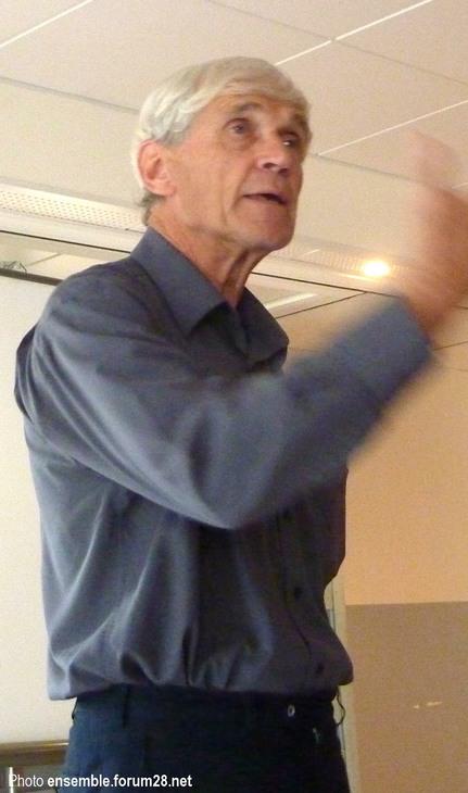 Marc Dufumier Chérisy 2016