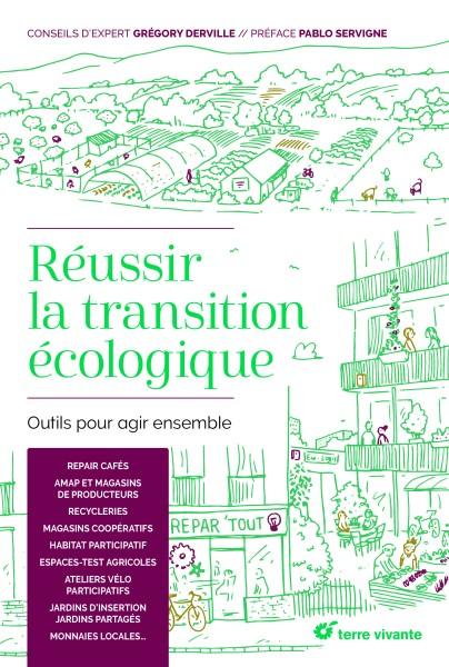 Réussir la transition écologique [Couverture]