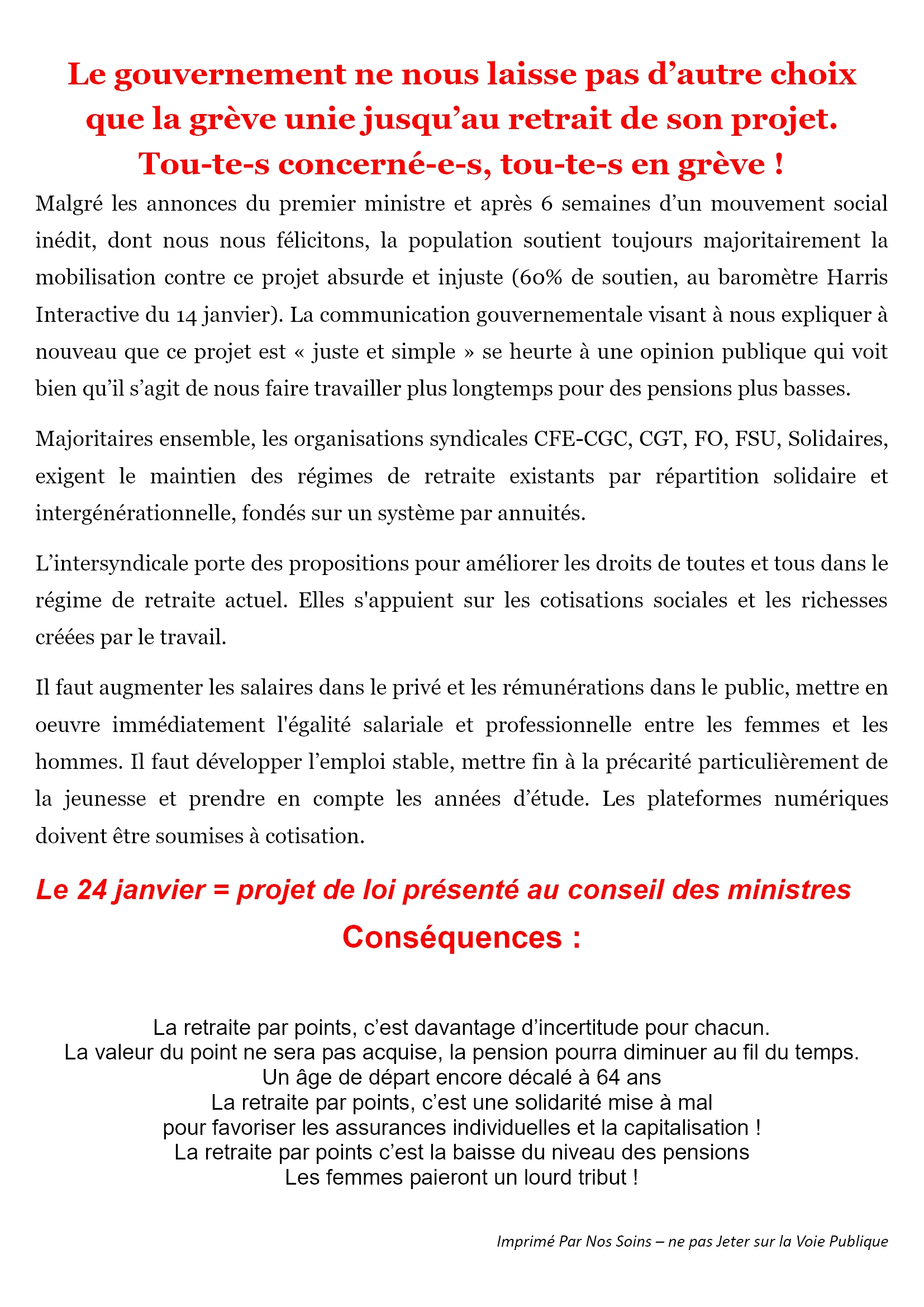 Tract Intersyndicale 28 pour 24-01-2020 V