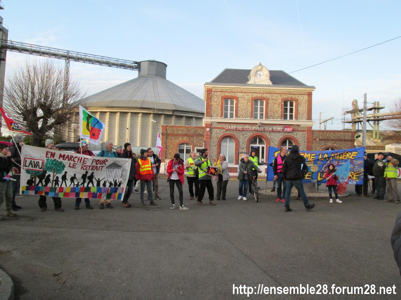 Courville 21-02-2020 Marche Retraites Laval-Paris 7