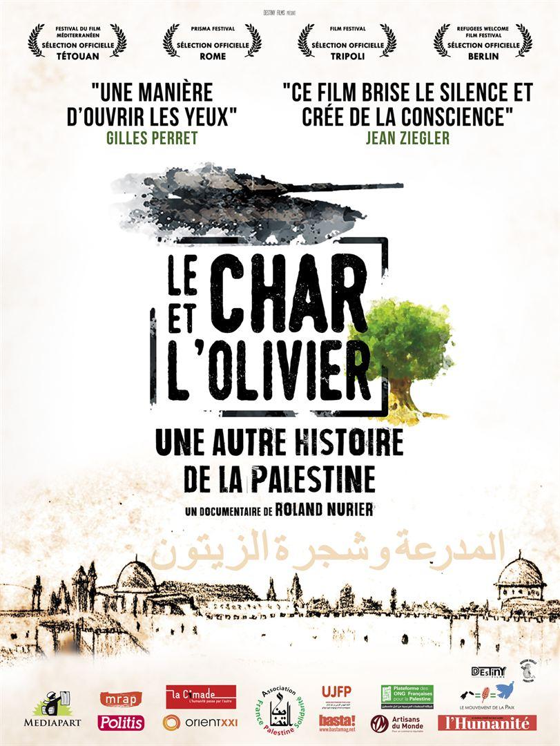 Le Char et l'Olivier [Affiche 1]