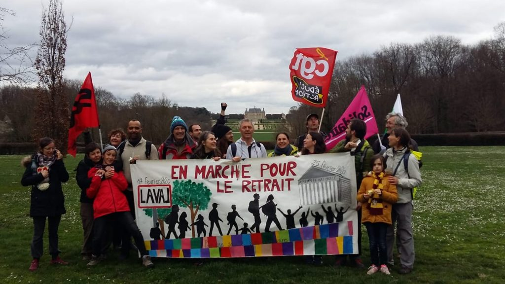 Marche 53 Château de Sceaux