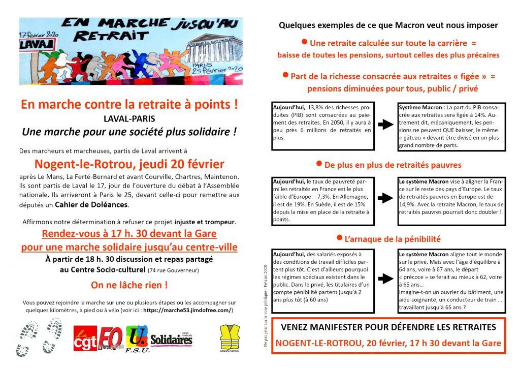 Marche 53 [Flyer 2xA5 Couleurs]