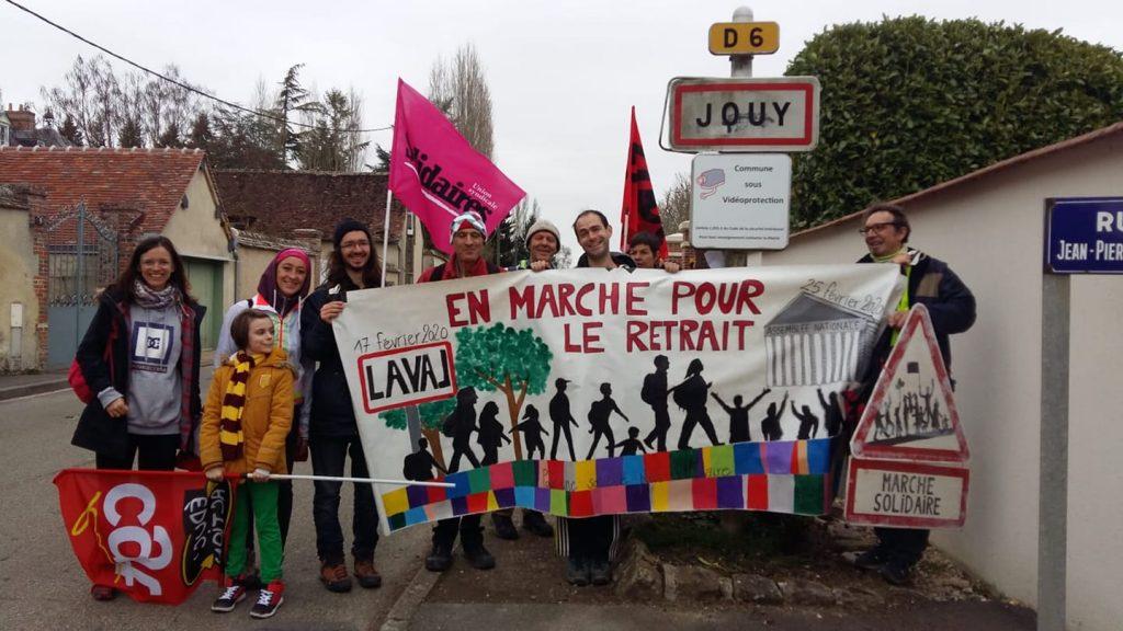 Marche 53 Jouy