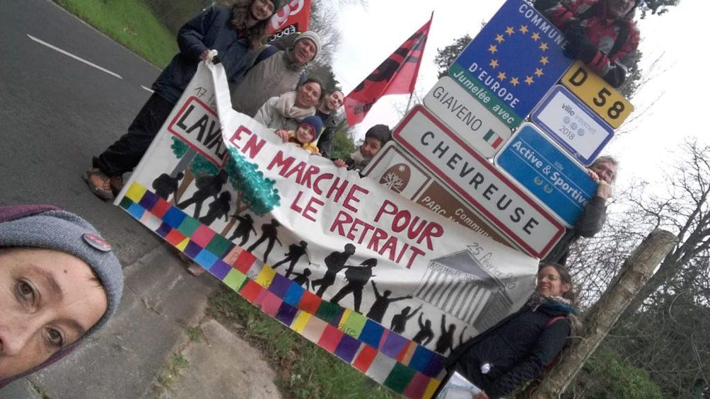 Marche 53 Rambouillet Chevreuse