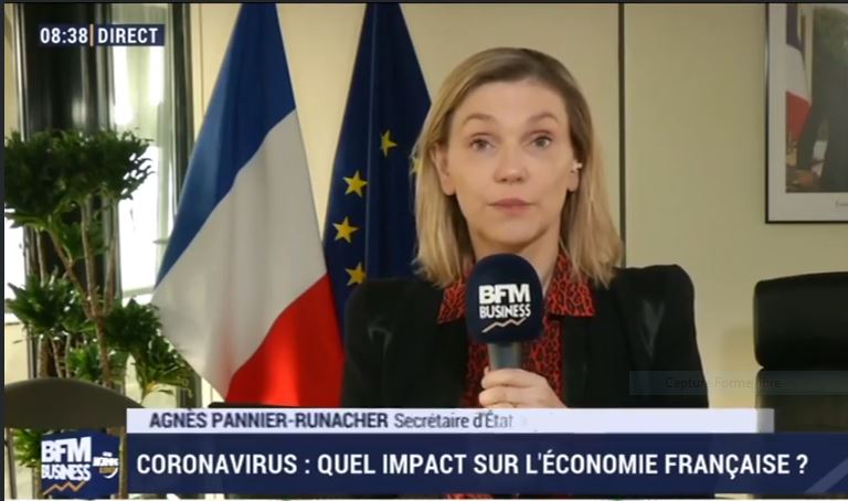 Agnès Pannier-Runacher [capture BFM Business]
