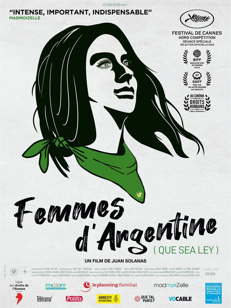 Femmes d'Argentine [Affiche]
