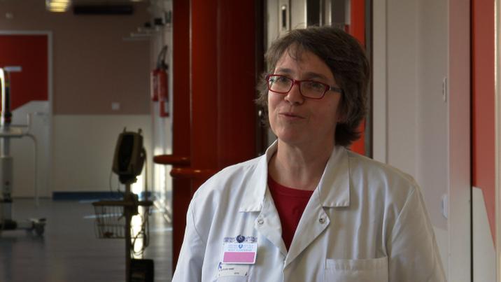 La Sociale [Photo 2] Anne Gervais, médecin à l'hôpital Bichat