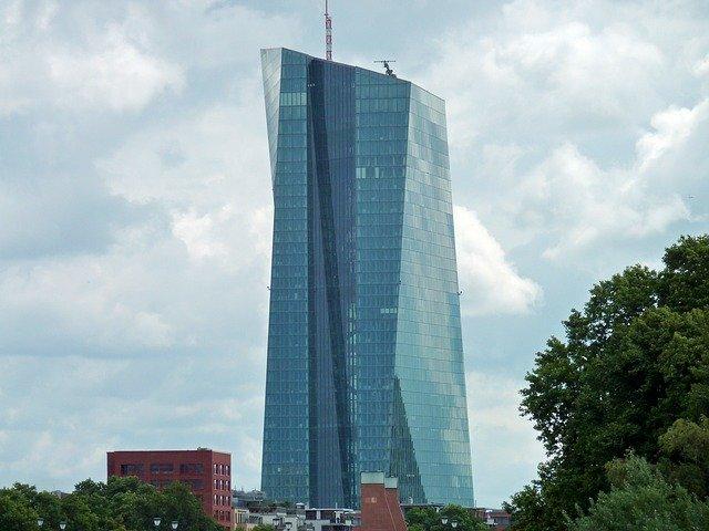 Siège de la BCE à Francfort