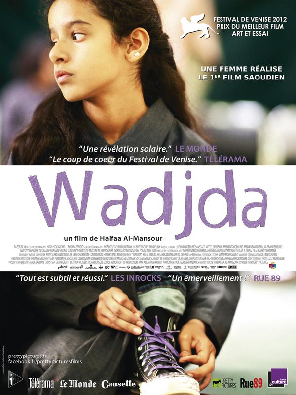 Wadjda [Affiche]