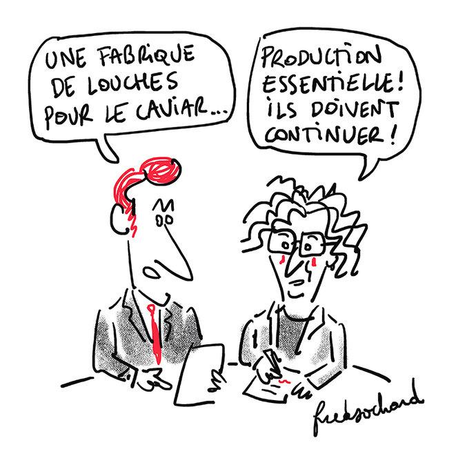 #StopProductionNonEssentielle [Fred Sochard]