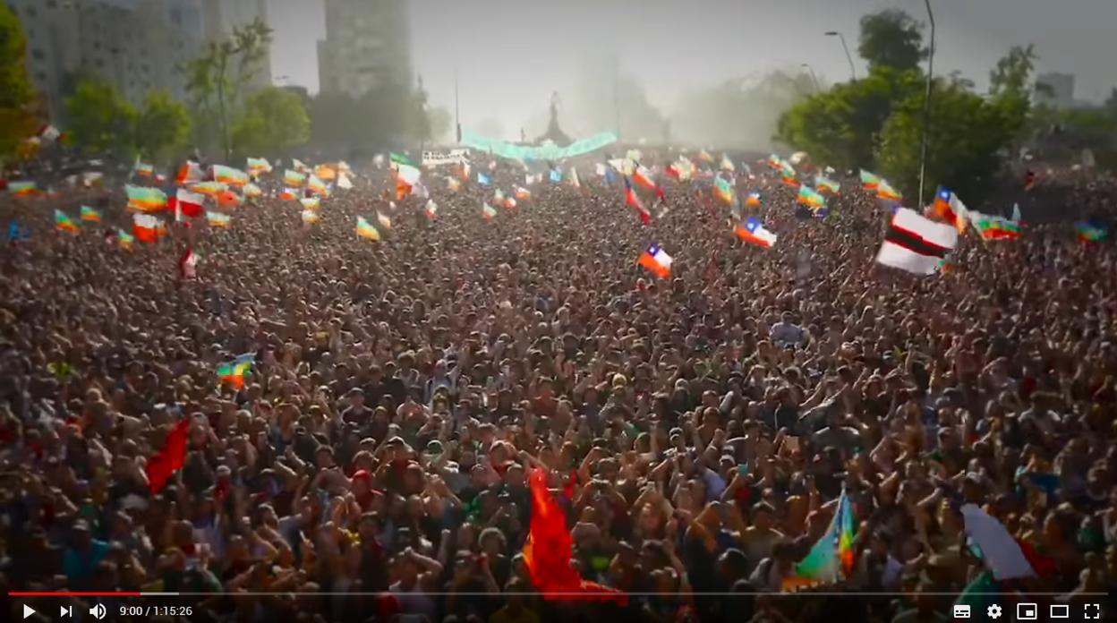 Concert international du 1er Mai [Visuel Foule]