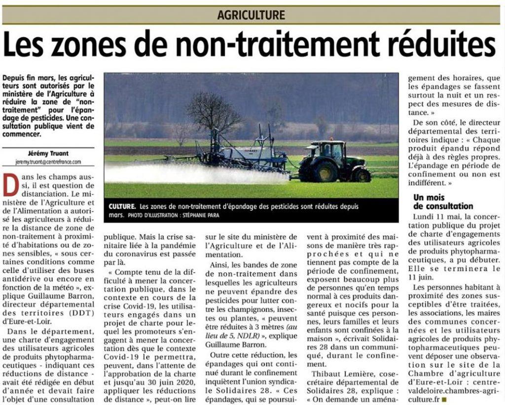 ER 2020-05-20 p5 E&L Agriculture Pesticides ZNT Épandage Concertation-publique