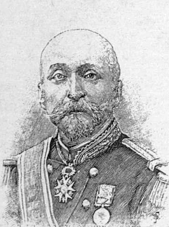 Théophile Ferron, 1894 [WikimediaCommons, Всемирная иллюстрация, журнал, domaine public]