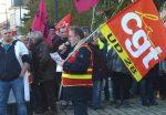 Manifestation Retraites Chartres 16-01-2020