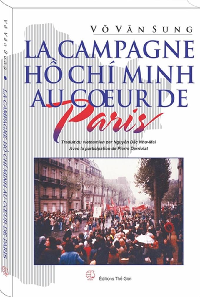 La Campagne Hô Chi Minh au coeur de Paris Vo Van Sung [Couverture]