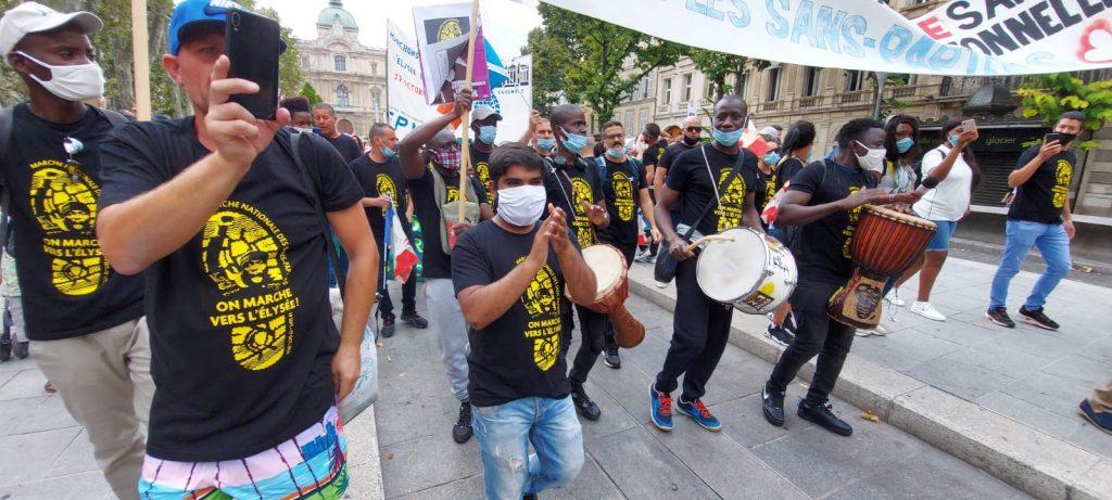 Manifestation à Marseille 19-09-2020 [Photo 1]