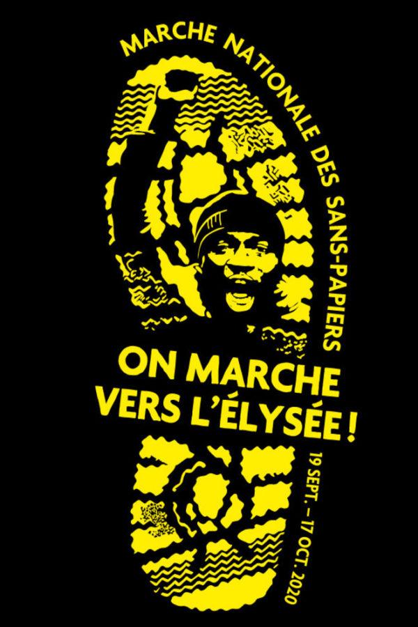 Marche-des-Sans-Papiers 2020 [Logo vertical]