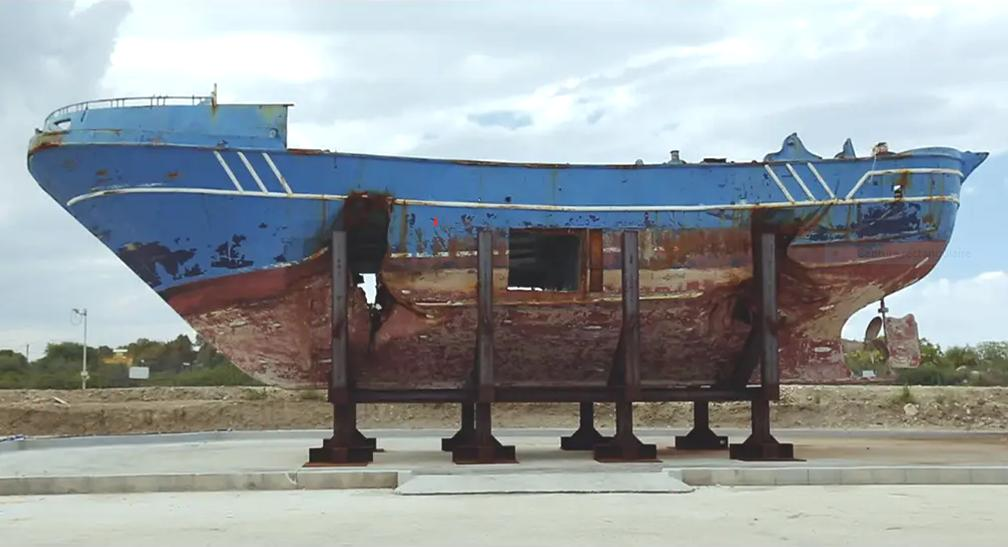 Sujet Numéro 387, disparu en Méditerranée [Photo 5]