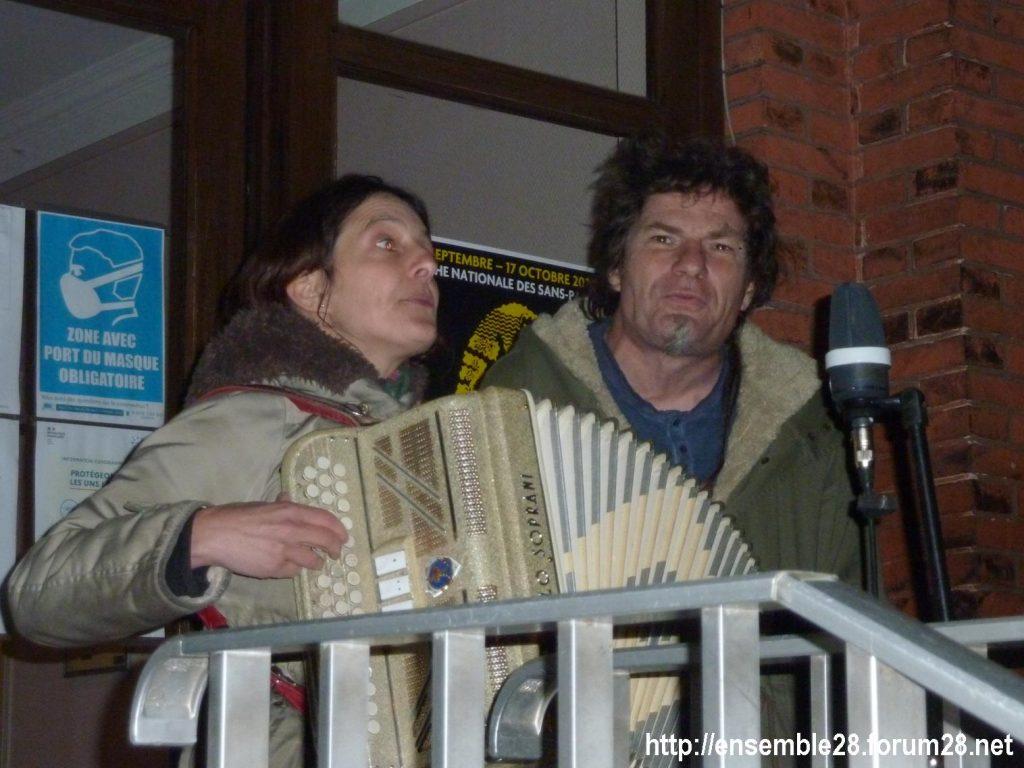 2020-10-12 Marche Sans-Papiers Nogent-le-Rotrou Photo 14