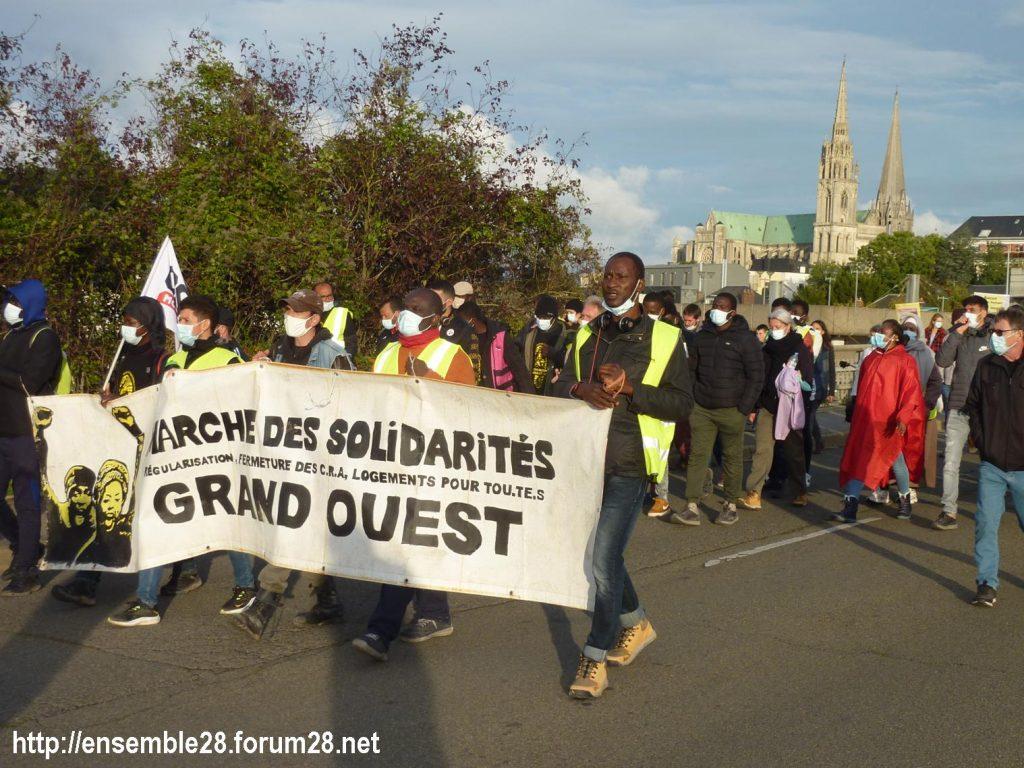 2020-10-13 Marche des Sans-Papiers Chartres 12
