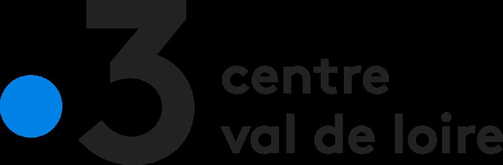Logo France 3 Centre- Val-de-Loire